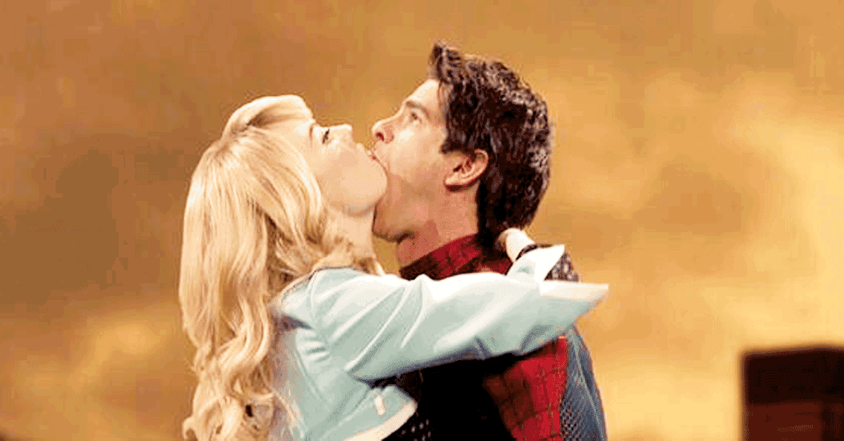 Youll Want to Read This: The Most Awkward First Kiss