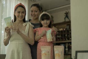 Marian Rivera Milk Donation