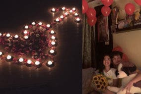 Andrea Brillantes and Seth Fedelin ABS CBN ball proposal