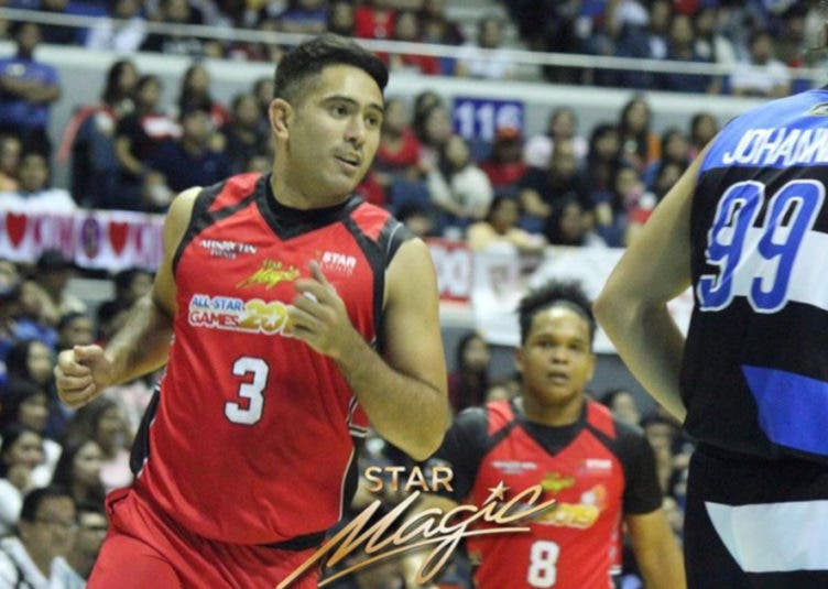 gerald anderson all star games 2019 basketball mvp