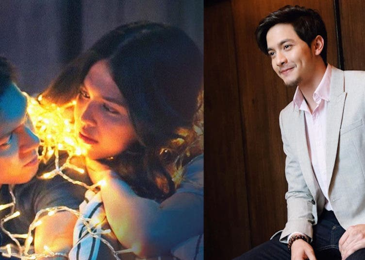 Alden Richards supports Maine Mendoza Isa Pa With Feelings