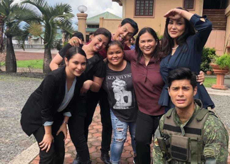 Angel Locsin The General's Daughter cast