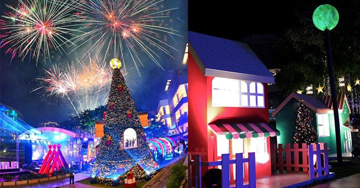 Filinvest City Christmas Light Up the Wonder