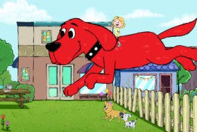 clifford the big red dog reboot 2019