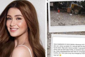 Carla Abellana dog meat trade manila