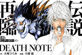 death note new one shot chapter