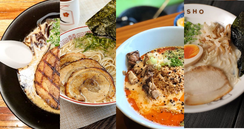 these 10 ramen places can send noods right to your