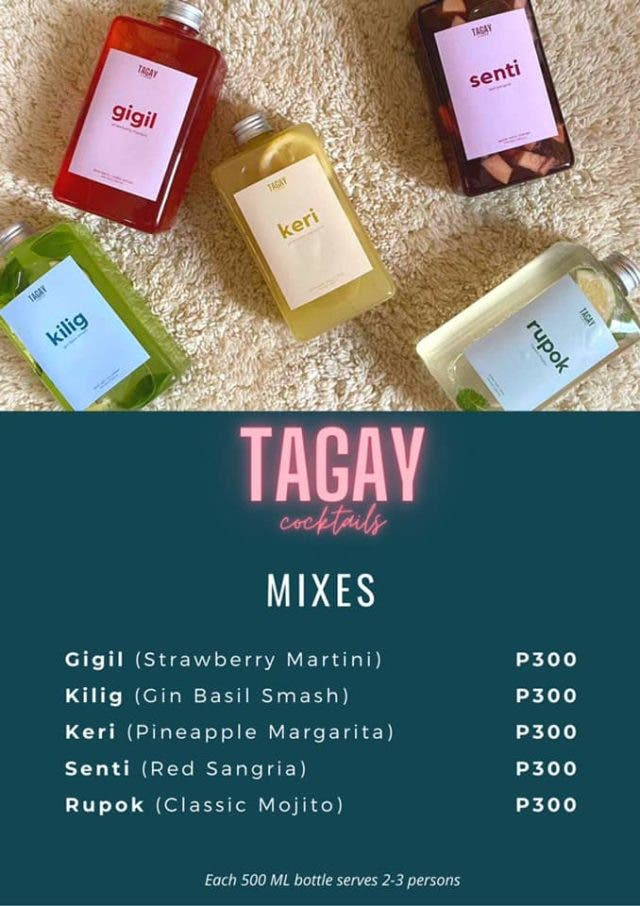 Photo from Tagay Cocktails