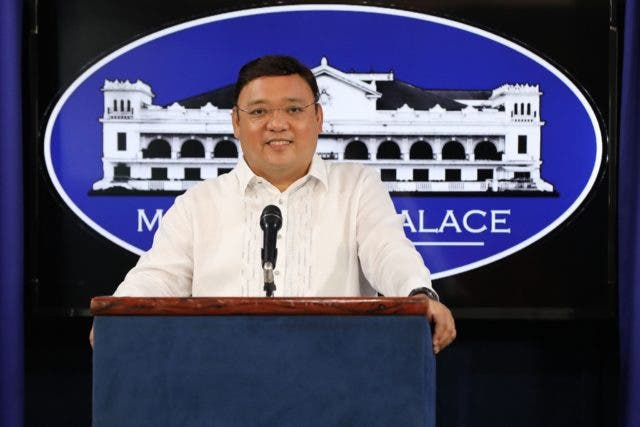Photo from Harry Roque's Facebook Page