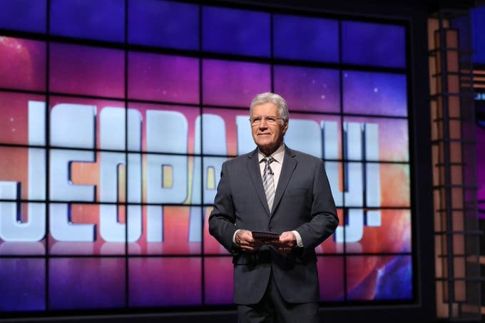 Photo from Jeopardy's Twitter account