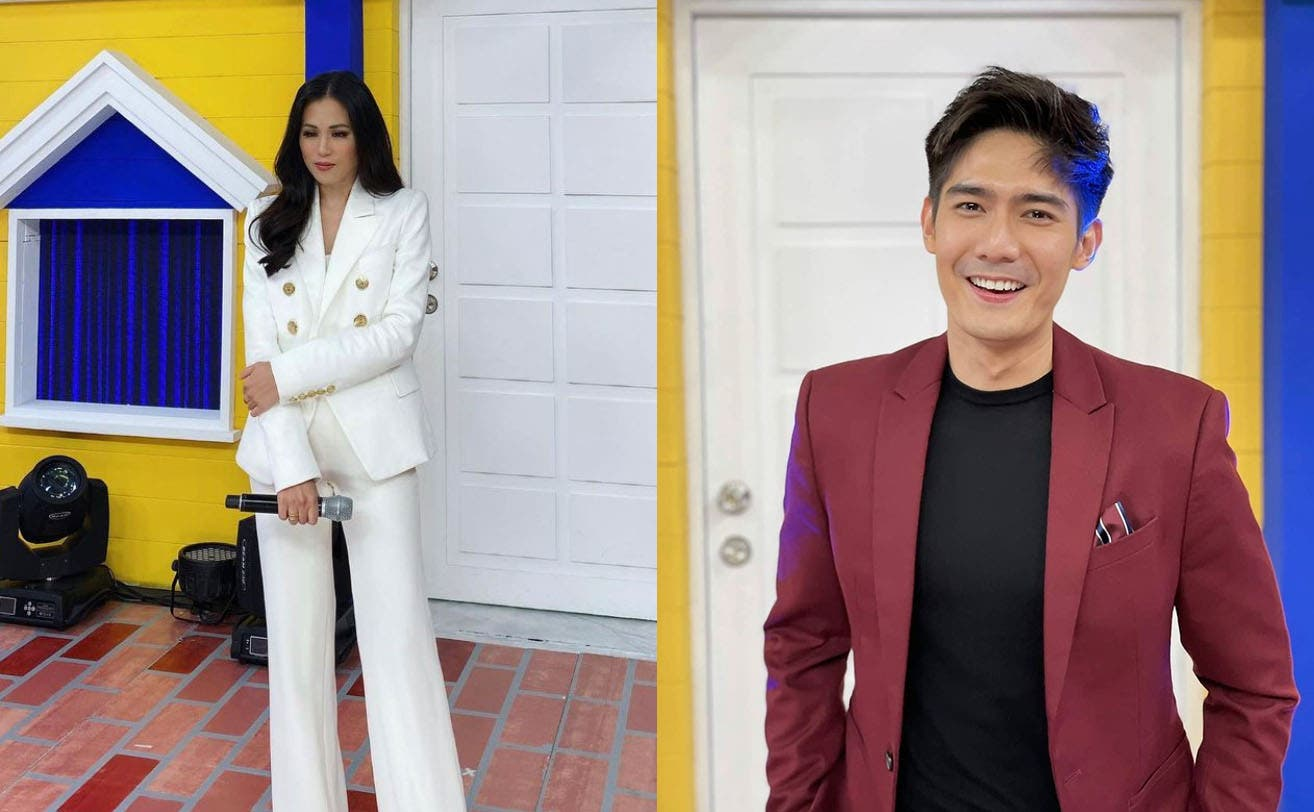 Toni Gonzaga and Robi Domingo Share Thoughts After Russu ...