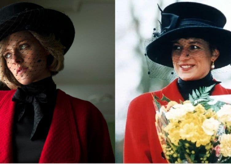 Kristen Stewart as Princess Diana movie
