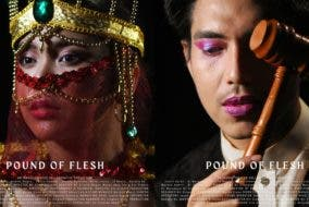 Ikarus Theater Collaborative Pound of Flesh: Mga Anak ng Lupa Shakespeare The Merchant of Venice